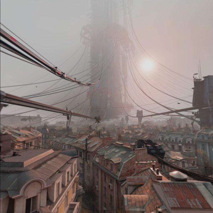 Half Life Alyx on Oculus Quest 2