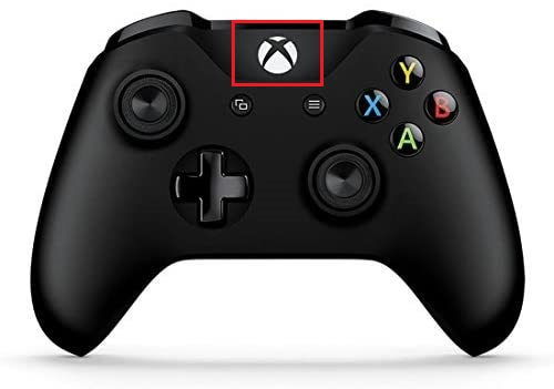 Xbox Controller Guide Button